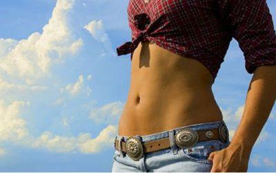 Ejercicio para eliminar el gordito del abdomen bajo