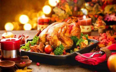 Consejos para una dieta saludable en Navidad y fin de año